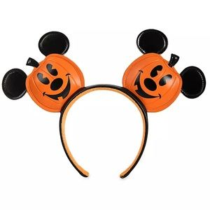 Disney Jack-O-Lantern Ears